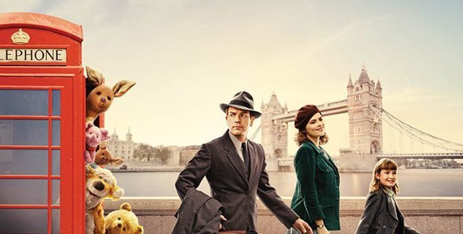 CHRISTOPHER ROBIN (Disponible a partir 27/03/2019)