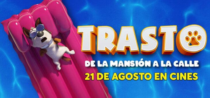 TRASTO. DE LA MANSIÓN A LA CALLE
